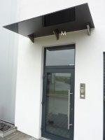 Vordach Stuttgart NEU mit TherMoFix ® - Adaptern