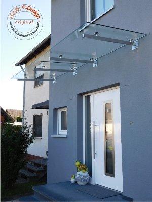 Edelstahlträger für Modell Rheine