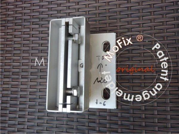 TherMoFix®-Adapter für Schwertvordächer
