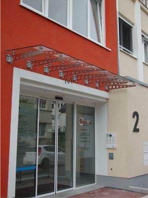 Edelstahlträger für Modell Kassel